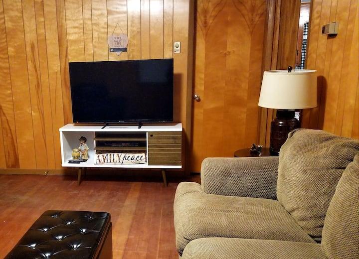 Warrior trail: Love Shack Caretta 879 ATV lodging