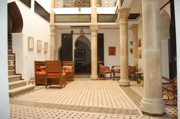 Magnifique Riad Nssa - Azemmour - Dům