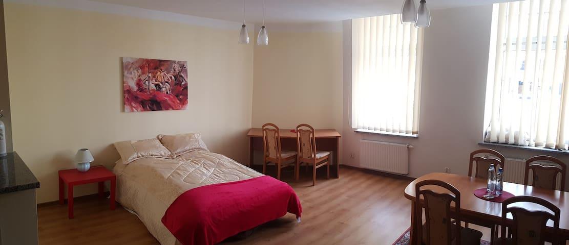 Rynek Gliwice wyjątkowy apartament