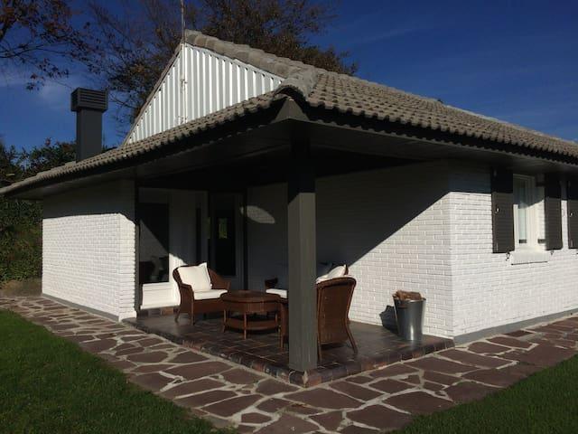 FUENTERRABIA: NEXT TO THE  GOLF OF SAN SEBASTIAN - Hondarribia - House