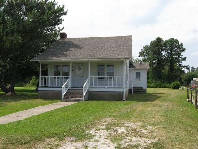 Cozy Cottage Available for Pony Penning Week - Chincoteague Island - House