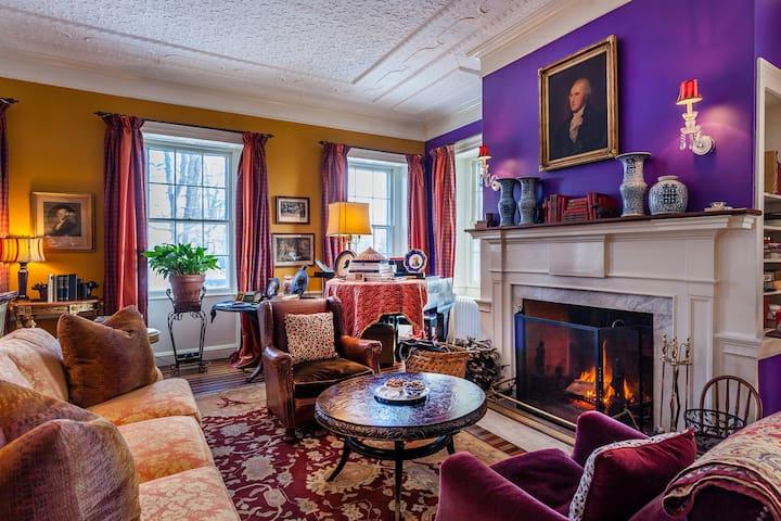George Washington Historic Litchfield Home