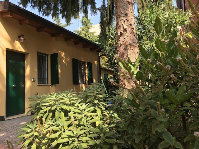 Notre petite maison - Bologna - Hus
