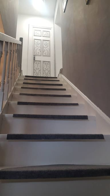 Stairway to Room