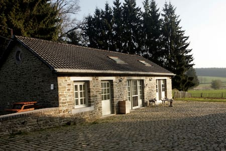 authentieke cottage Ferme de la Hé - Bastogne - Ház