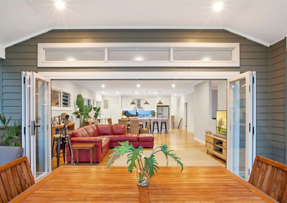 Open Plan Style and Comfort