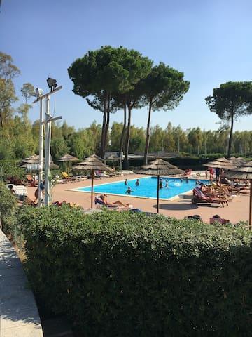 appartamento in villaggio immerso nel verde - Sant'Andrea Apostolo dello Ionio - Apartment