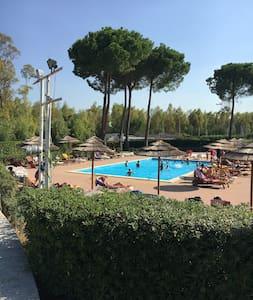 appartamento in villaggio immerso nel verde - Sant'Andrea Apostolo dello Ionio - Διαμέρισμα