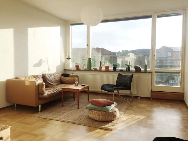 Studio on perfect location in central Malmö - Malmö - Appartement