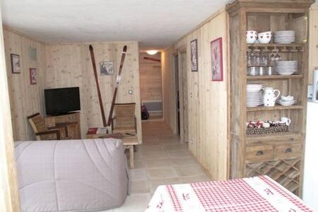Centre Val Tho apt 60 m2 pour 8pers Vue&Situation - Saint-Martin-de-Belleville