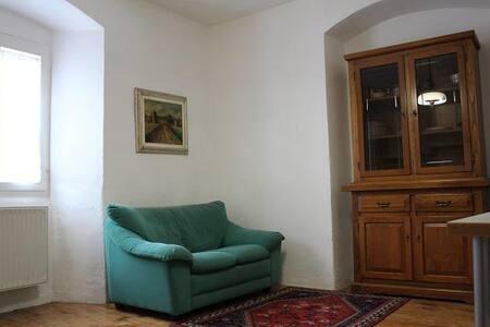 vecchia casa contadina rinnovata. - San Lorenzo Dorsino - Apartment - 2