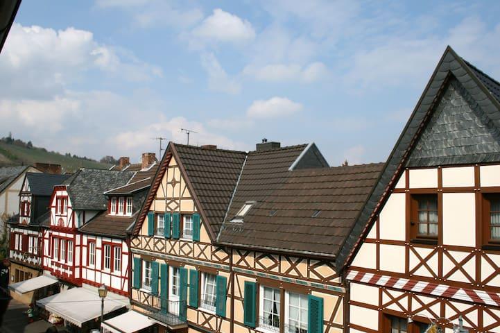 Ferienwohnung Ahrtorblick **** - Bad Neuenahr-Ahrweiler - Kondominium