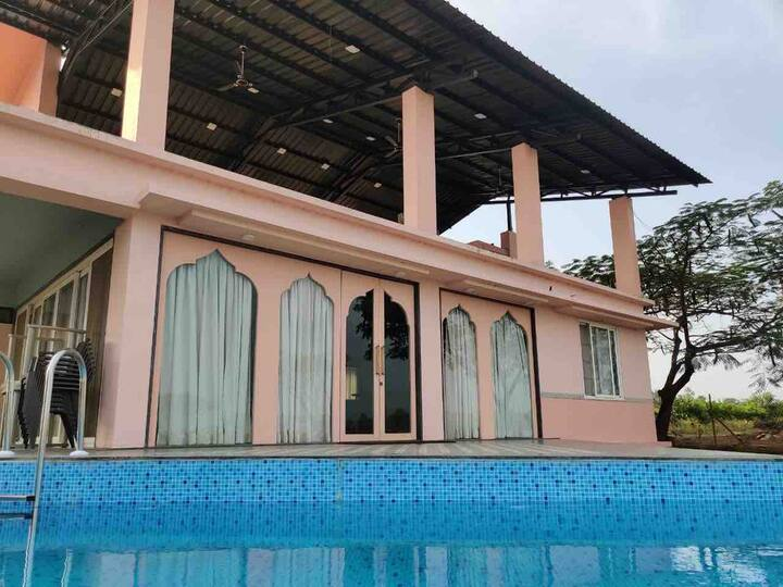 Rivercrest 3bhk Moroccan Villa