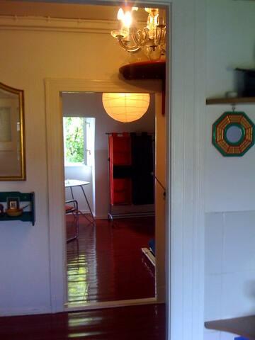 Gästezimmer für 1 - 2 Personen - Berlín - Bed & Breakfast