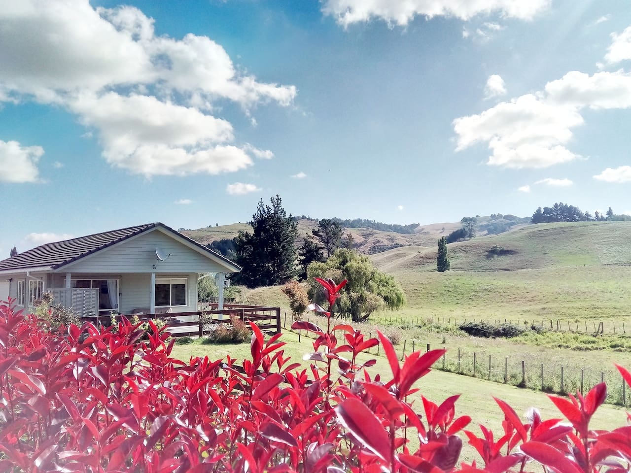 Peaceful, tranquil rural retreat. Private and not overlooked.