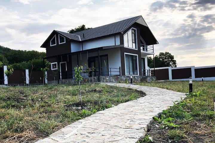 "New Villa ""Bavaria"" in Quba, Azerbaijan"