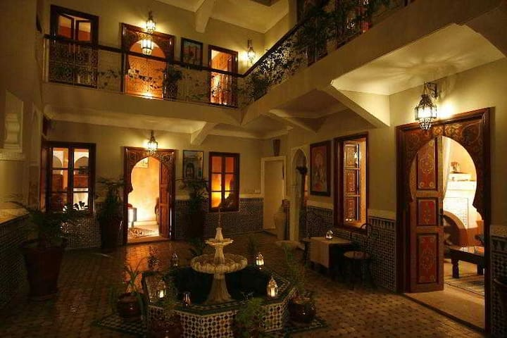 Riad Teranga 1 : The real moroccan way of life