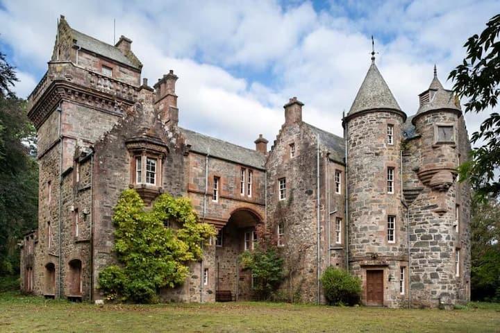 Courtyard Apts. Blackcraig Castle