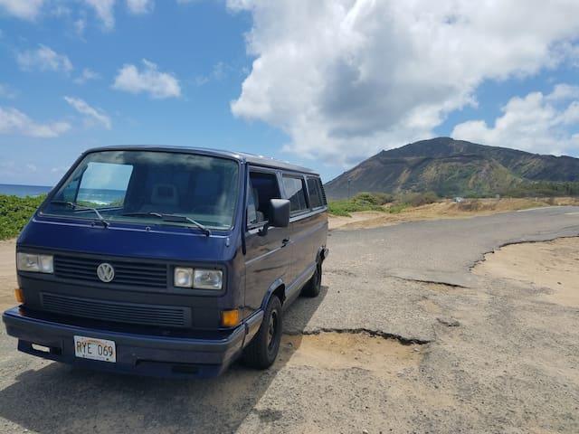Polu, The All-Inclusive Adventure Van! - Kailua - Autocaravana