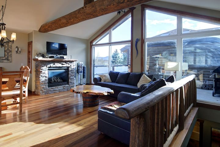 Canmore townhouse - Canmore - Adosado