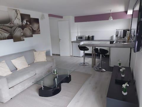 Studio indépendant loué entier proche de Paris