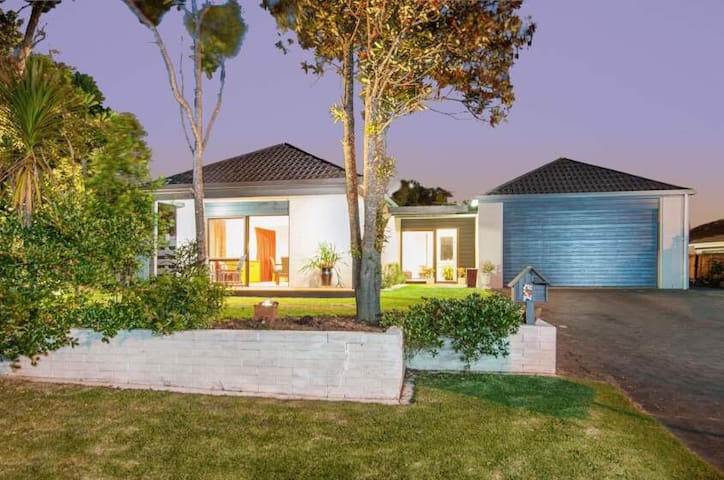Quiet Lovely House near to Food Court - 3 Bedroom - Auckland - Casa