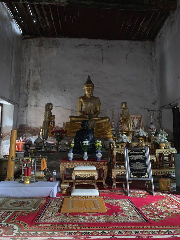 Oldest temple on the area.