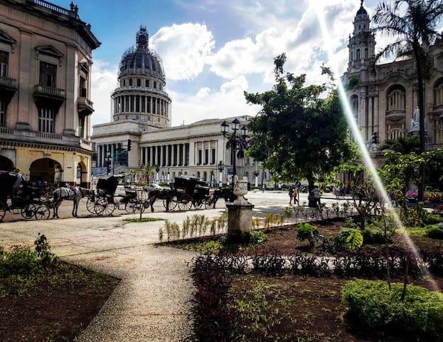 "Conociendo ""La Habana"""
