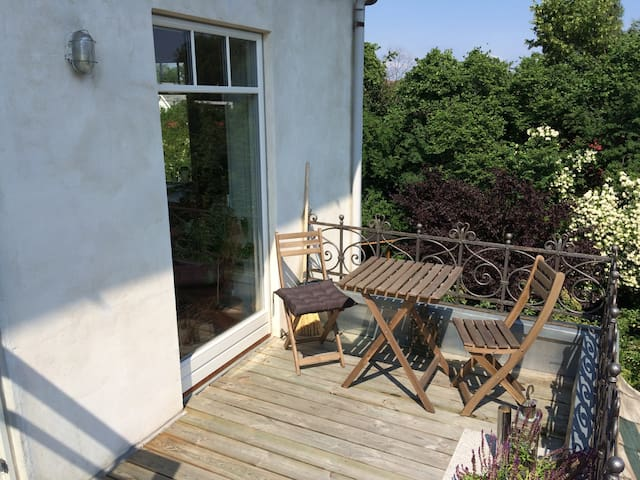 Family friendly apmt,  w/ garden - Hellerup - Daire
