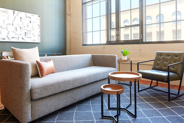 Sonder | Washington Suites | Bold 1BR + Terrace