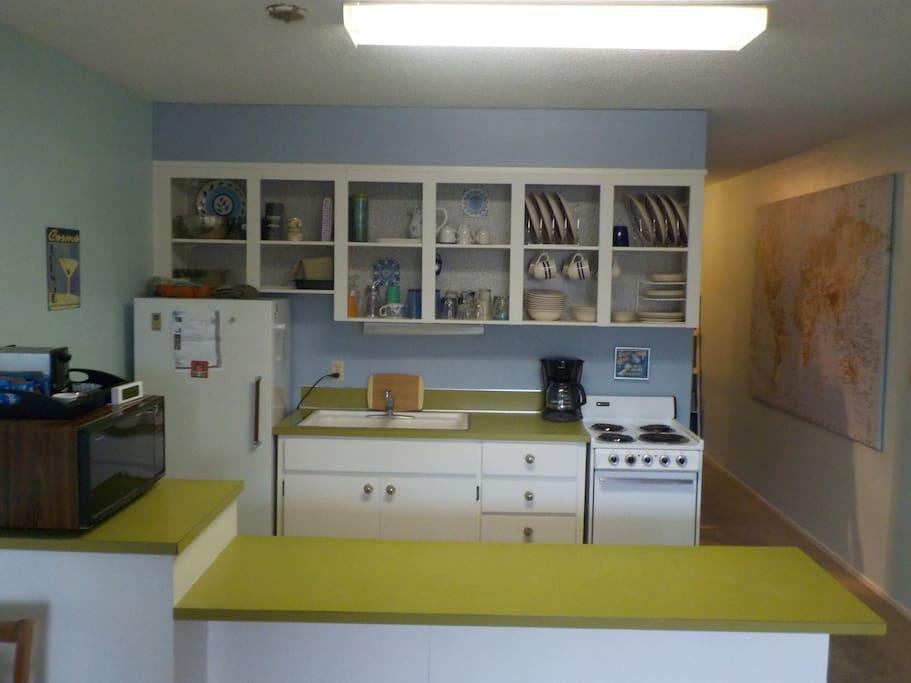 Breakfast Bar/Kitchen