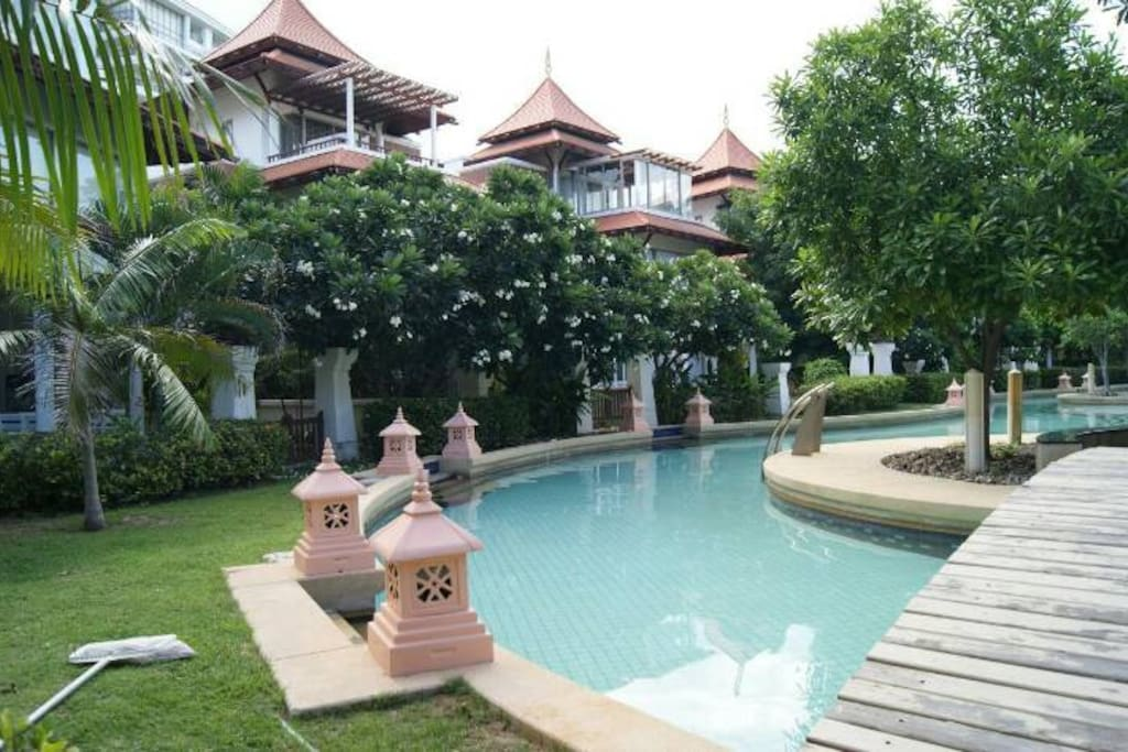 ★Cozy Pool villa with wonderful view★Wifi★BBQ
