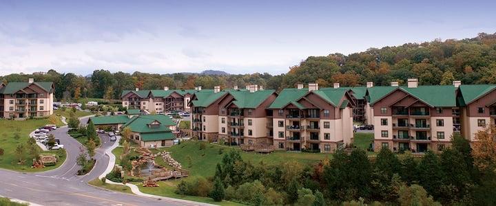 Wyndham Smoky Mountains 2 Bedroom Deluxe Condo