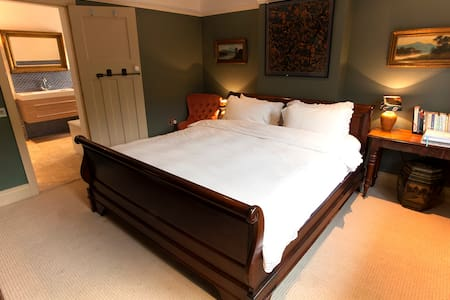 Gorgeous DBL + bunk in heart of lovely Mells - Mells - Casa