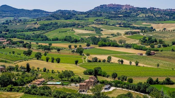 La tua vacanza in Toscana a Montepulciano