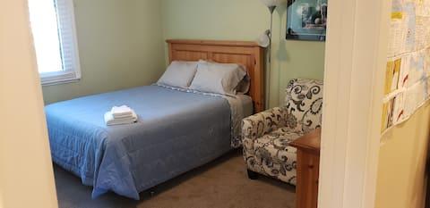 Bedroom #2, Rose Garden View