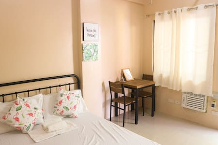 BUDGET room for two (K) | Iloilo City | Happy Hues