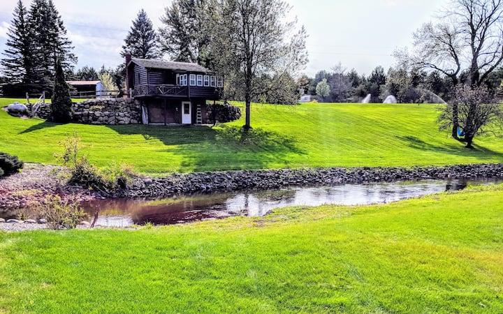 Escape the city @ Rice Creek Guesthouse.