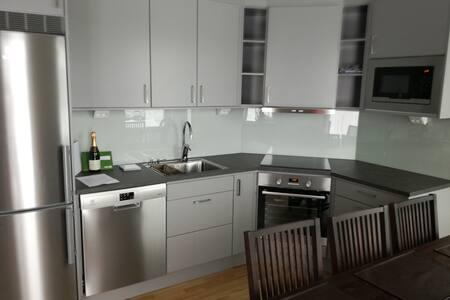 Nybyggd lägenhet i Kläppen, Sälen