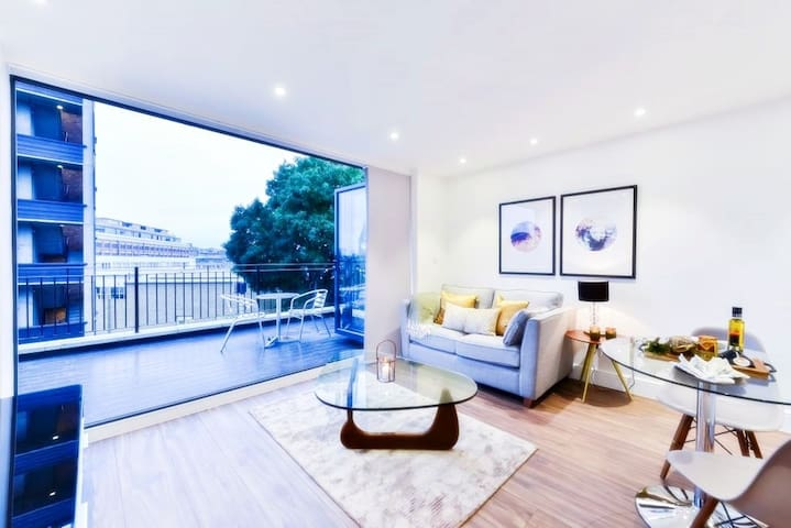 Charming One Bedroom Flat Near to Kentish Town