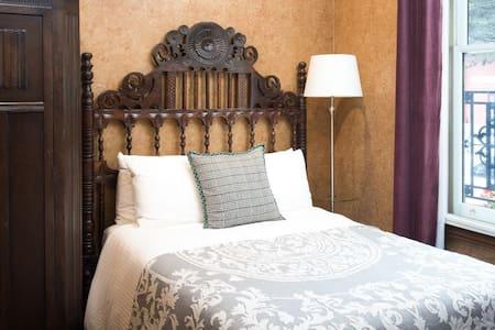 Snímek ložnice