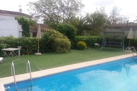 private masia & Pool La Bleda - Sant Martí Sarroca - Отпускное жилье