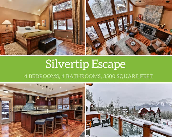 Rockies Rentals: Luxurious Escape in Silvertip