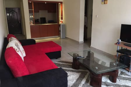 Safe & Accessible 3 Bedrm Entire Apt near Airport - Nairobi