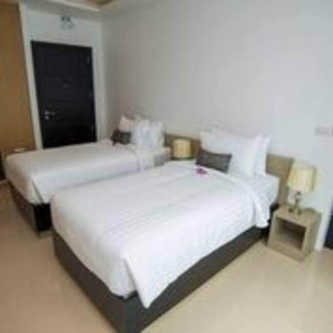 Luxury 2 bedrooms