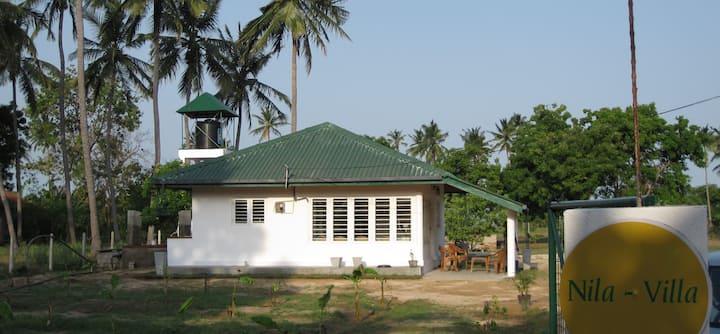 Xaviers Nila Villa - 2 Bdrm Cottage Nilaveli Beach