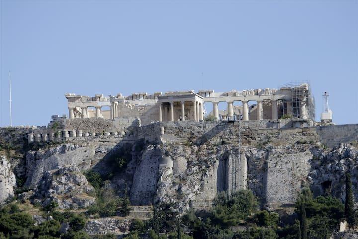 Elegant & Boutique Loft@Acropolis - Athina - Daire