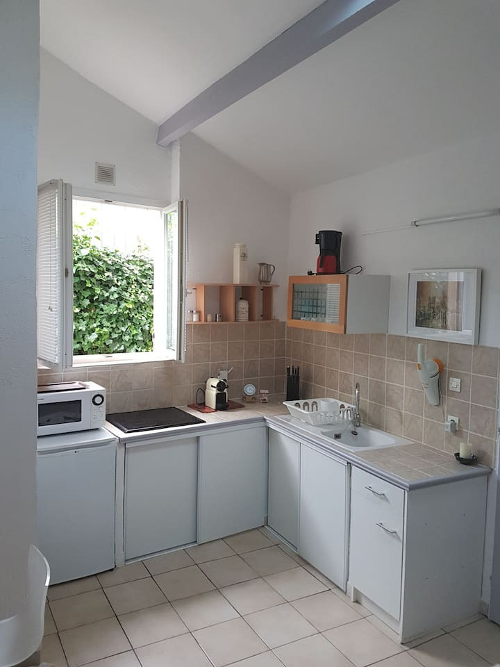Studio tout confort :  Maison de ville Toulon Est