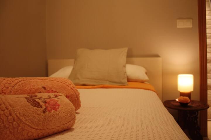 Habitación 2: como habitación individual