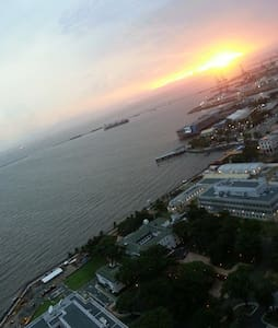 1BR.Amazing Manila Bay view.In front of US Embassy - มะนิลา - (ไม่ทราบ)